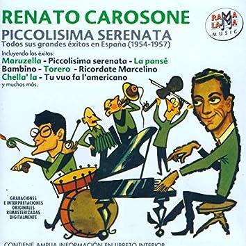 Piccolisima Serenata - Todos Sus Grandes Éxitos En España (1954-1957)