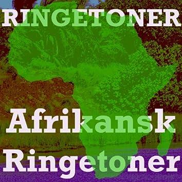 Afrikansk ringetoner