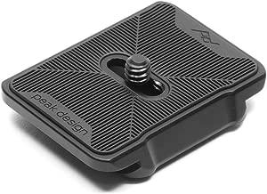 Peak Design Dual Plate V2 (for Capture Camera Clip) Also ARCA and RC2 Tripod Compatible