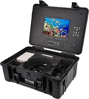 """QXQX Viszoeker Met Dvr 30m 7""""360 Graden Draaien Onderwater Vissen Videocamera"""