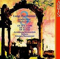 Boccherini;Sinfonie Vol.3