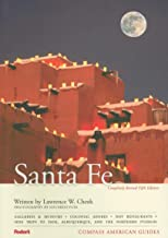 Compass American Guides: Santa Fe, 5th Edition (Full-color Travel Guide)