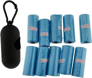 G/én/érique Sharplace Kit Portable Sac /à Langer Distributeur de Sacs Poubelle pour B/éb/é Couches Animal Domestique