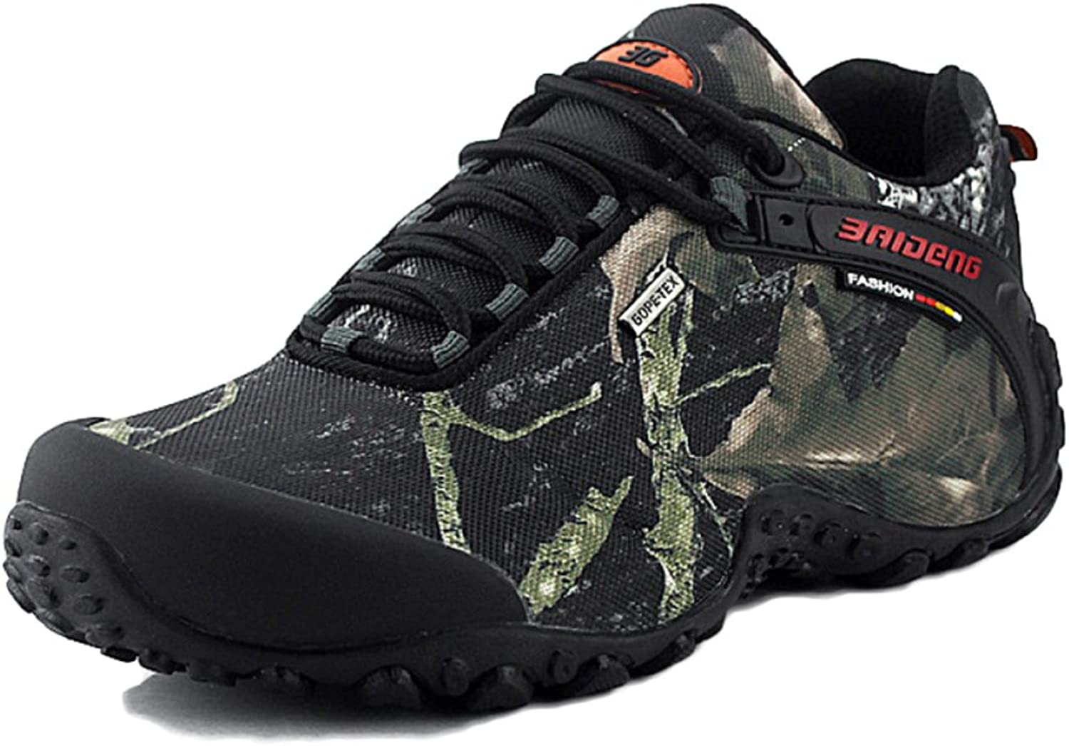 DSFGHE Men's Running shoes Breathable Non-Slip Sneakers Outdoor Non-Slip Hiking shoes