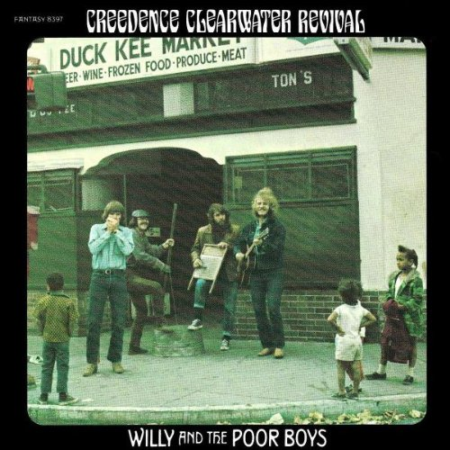 Willy and the Poorboys