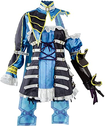 Newhui Bloodstained Ritual Of The Night Miriam Cosplay Costume Halloween Cosplay Dress
