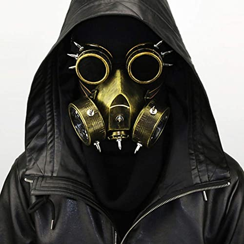 40% de descuento Halloween Horror Máscara De Gas, Steampunk Máscara De Nariz, Cosplay Cosplay Cosplay Atrezzo para La Ropa, Fiesta De Halloween - (2 Colors),Brass  los clientes primero