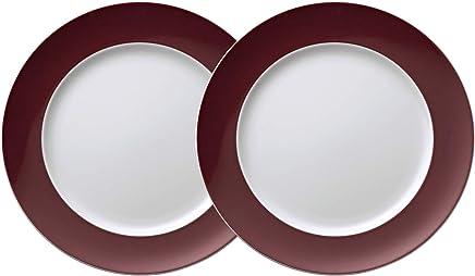 Preisvergleich für Thomas 10850-408517-28301 Set 2 Speiseteller 27 cm Sunny Day Fuchsia