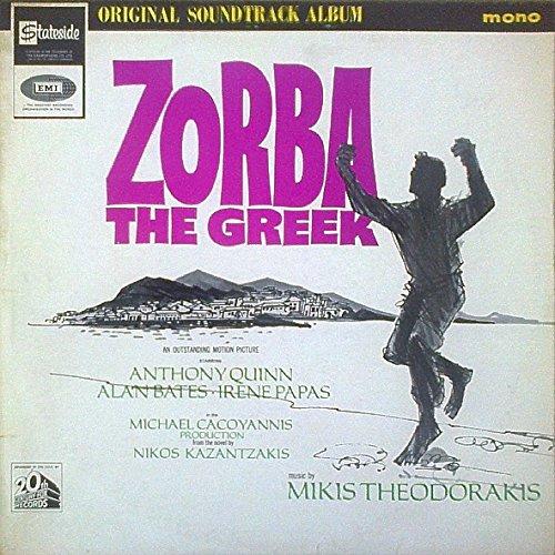 Mikis Theodorakis - Zorba The Greek (Original Soundtrack) - Stateside - SL 10127