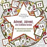 Advent, Advent, ein Lichtlein brennt von Christiane Bethge