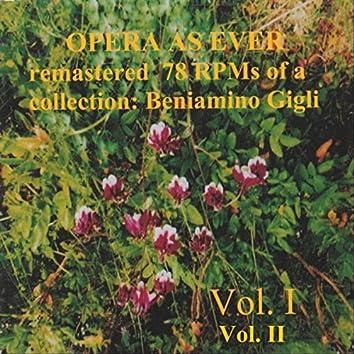 Opera as Ever, Vol. I and II