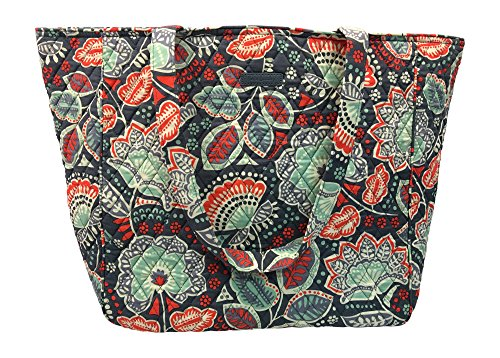 Vera Bradley Women's Grand Tote 2.0 Nomadic Floral One Size
