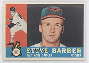 Steve Barber (Baseball Card) 1960 Topps - [Base] #514