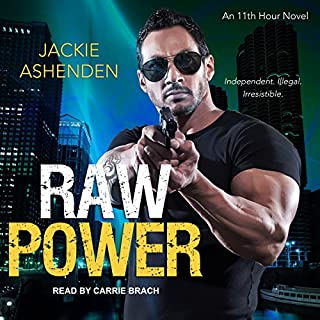 Raw Power audiobook cover art