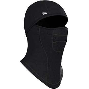 Self Pro Winter Balaclava Ski Mask Thermal Fleece Breathable Windproof Face Mask Men Women for Cold Weather