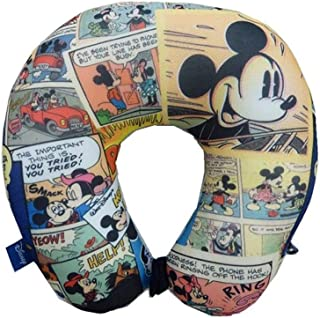Disney - Comic Neck Cushion - Colourful