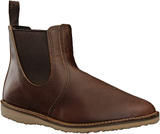 red wing copper rough and tough leather