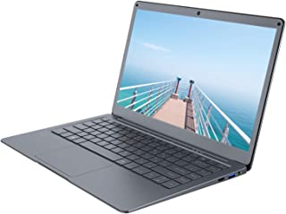 Jumperノートパソコン13.3インチ日本語キーボート 4GB 64GB Windows 10 薄型ノートPC/ Celeron / USB3.0 / デュアルバンドWIFI, サポート128GB MicroSDの1TB SSD拡張