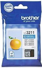 Brother LC3211C Cyan - 200 Pages DCPJ772DW / DCPJ774DW, LC3211C (DCPJ772DW / DCPJ774DW)