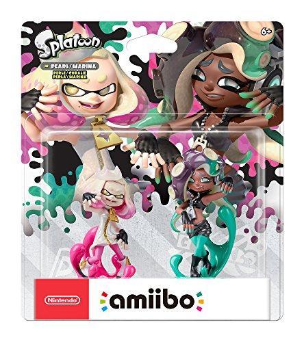 Nintendo Amiibo - Pearl & Marina 2-Pack - Splatoon 2