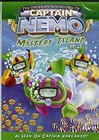 The Undersea Adventures of Captain Nemo, Mystery Island, Volume 3