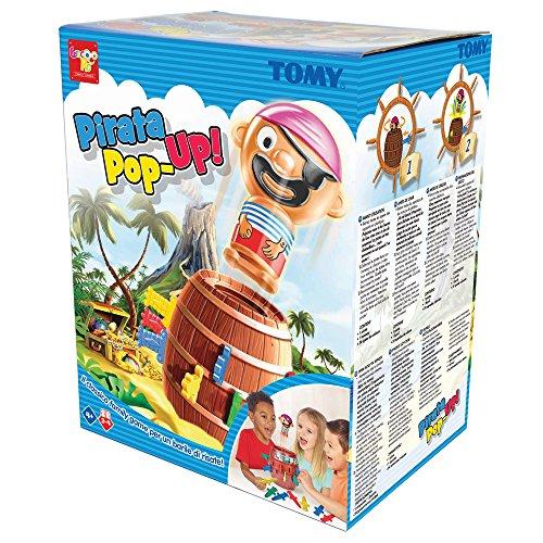 Rocco T7028IT Pirata Pop-Up - Giocattolo, Età consigliata  da 4 + anni