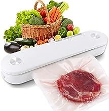 QYHSS Automatische vacuümmachine voor gedroogde en natte verse levensmiddelen, voor het bewaren van levensmiddelen, compac...