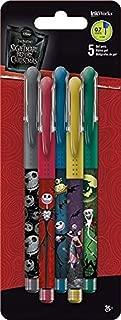 Trends International Nightmare Before Christmas Colored Gel Pens 5 Pack