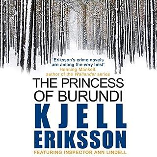 The Princess of Burundi cover art