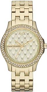 Armani Exchange Women's AX5216  Gold  Watch
