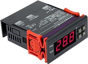 Andoer - termorregulador digital, termocupla -40℃ a 120