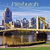 Pittsburgh 2022 12 x 12 Inch Monthly Square Wall Calendar, USA United States of America Pennsylvania Northeast City