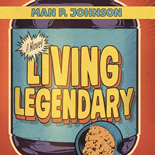 Living Legendary audiobook cover art