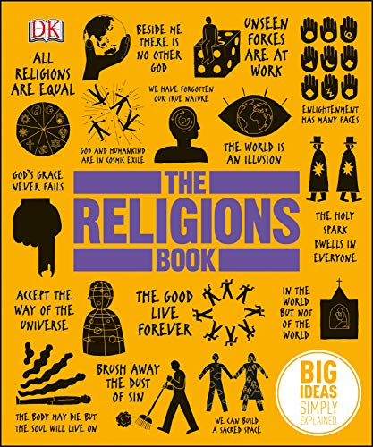 The Religions Book: Big Ideas Simply Explained (English Edition)