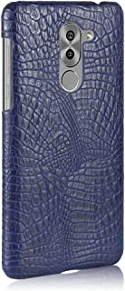 حافظة هاتف هواوي GR5 2017 حافظة الهاتف المحمول درع صلب 360 درجة لحماية هاتفك بنمط تمساح لهواوي GR5 2017 HUAWEI GR5 2017 PC...