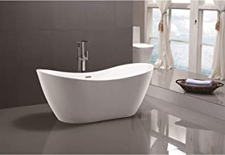 Best 72 inch cast iron bathtub Reviews