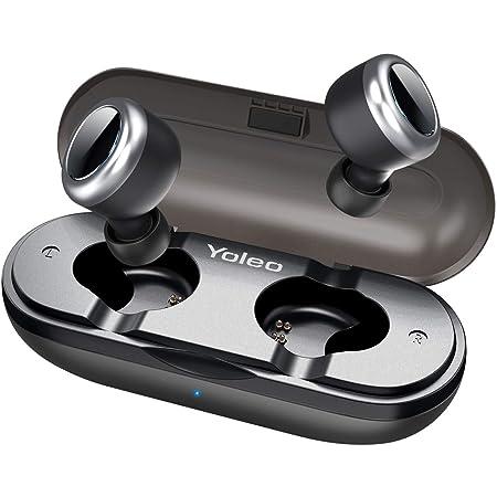 Bluetooth Kopfhörer 5 0 Tws True In Ear Ohrhörer Yoleo Elektronik