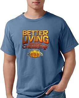 CafePress Chemistry T-Shirt Mens Comfort Colors Shirt