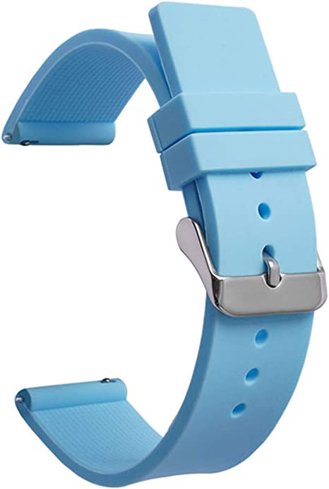 Ripsband Light-blue Width 20 mm