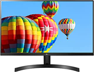 "LG 27MK600M-B Full HD IPS LED Monitor with Radeon FreeSync, 27"", 1920 x 1080 pixel, Black"