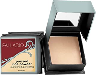 Palladio Beauty Presssed Rice Powder, Translucent, 7.25 Gr