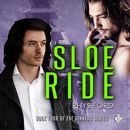 Sloe Ride audiobook cover art