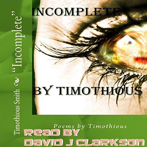 Incomplete cover art
