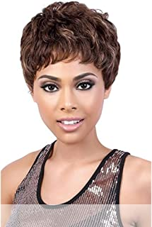 Motown Tress (Hr. Delia) - Remy Human Hair Full Wig in 280