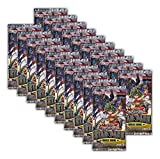 Yu-Gi-Oh. Star Pack Battle Royal 20 Booster Packs – 1st German Edition