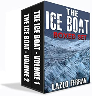 The Ice Boat - Boxed Set: On the Road from London to Siberia (Sex, Drugs and Rock and Roll – Pulling Down the Pants of Nick Kent and Jack Kerouac Book 3) (
