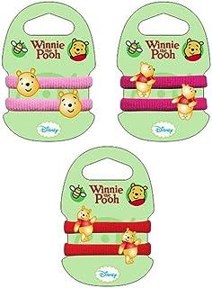 Set di due fasce elastiche Winnie the Pooh