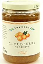 Wild Cloudberry Preserves (14.1 ounce)