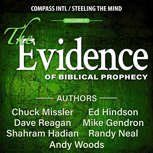 The Evidence of Biblical Prophecy, Vol. 11  By  cover art