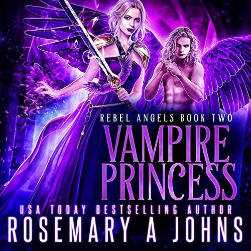 Vampire Princess Audiobook By Rosemary A Johns cover art